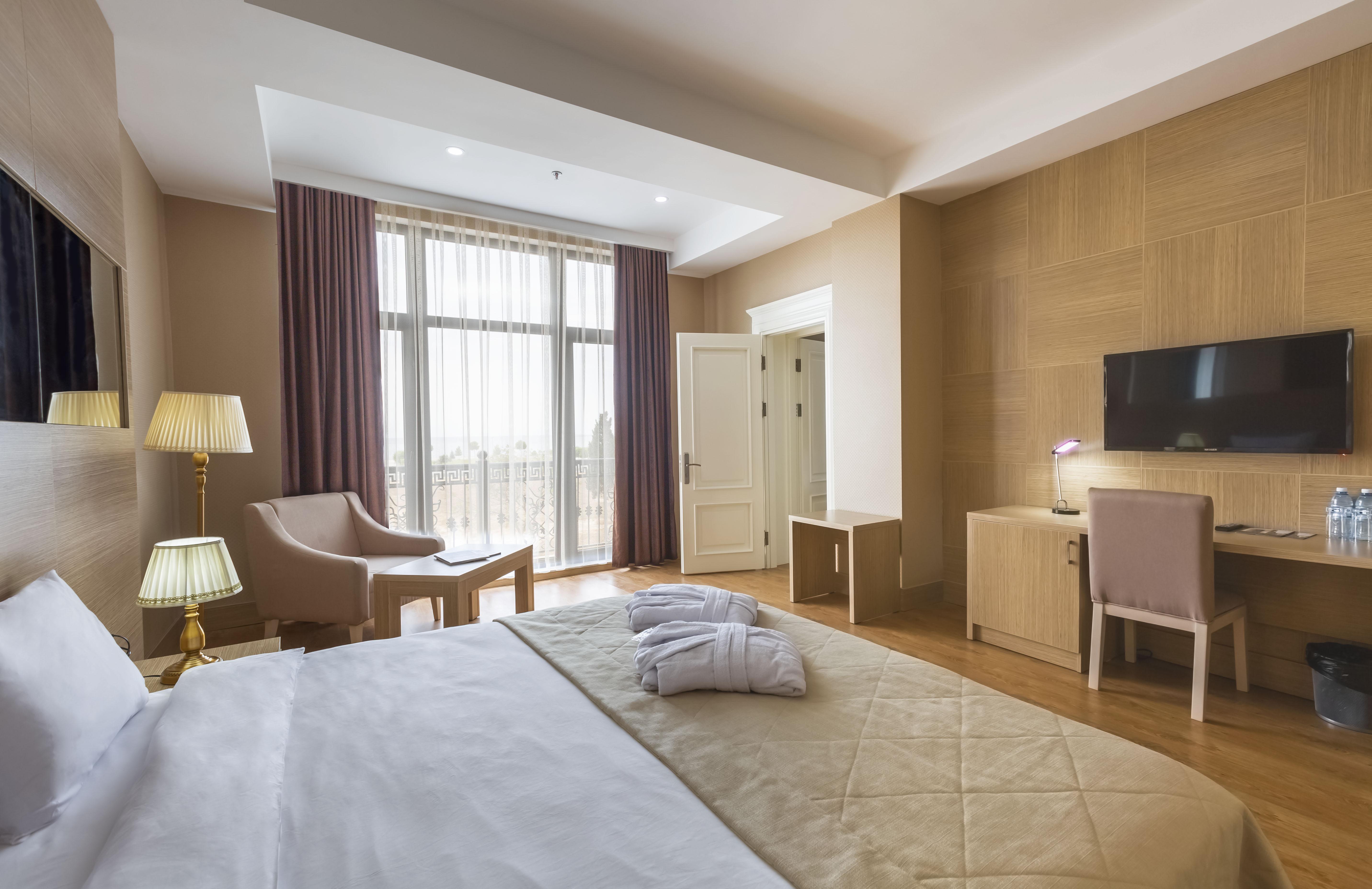 Nobel Hotel / Azerbaijan