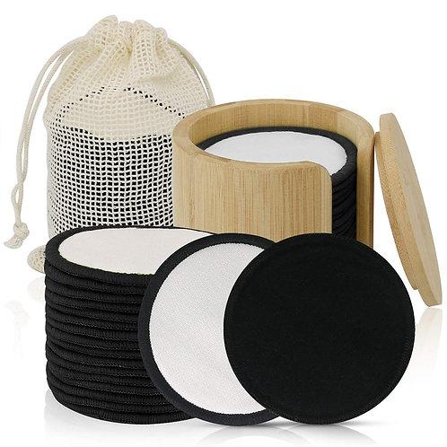 Bamboo Reusable Makeup Remover Pads