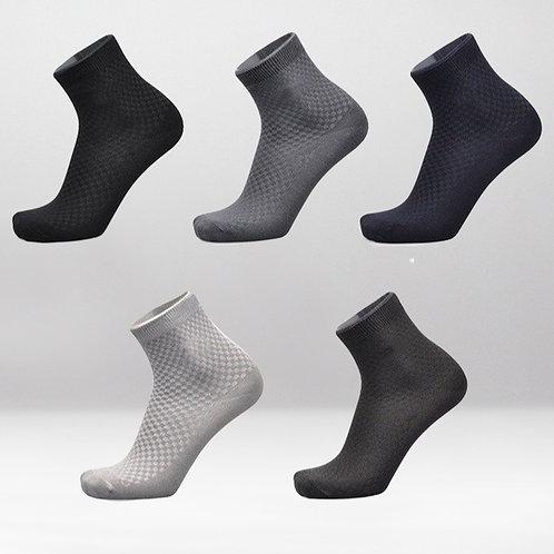 Men Business Bamboo Socks