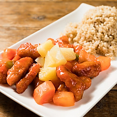 L1. Sweet & Sour Chicken