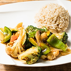 L5. Sauteed Mixed Vegetables