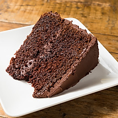 D3. Decadent Chocolate Cake