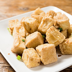A8. Salt & Pepper Tofu
