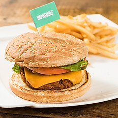 B2. Impossible Burger