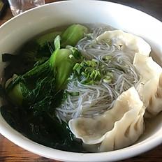 N4. Dumpling Noodle Soup