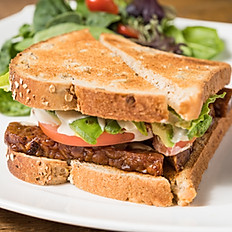 B3. Grilled Tempeh Sandwich