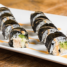 "A12. Spicy ""Tuna"" Roll"