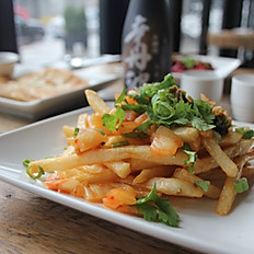 H4. Kimchi Fries