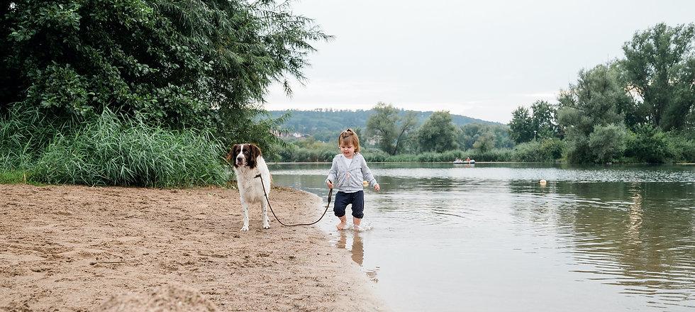 camping mit hund, hundefreundliches camping, hundefreundlich, campingplatz, hund, familienhund, hunde erlaubt, campingplatz, kalletal, camping am see, familien camping, hundestrand, camping mit der familie, sommerurlaub mit hund, badeurlaub mit hund