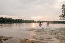 Badespaß am Stemmer See
