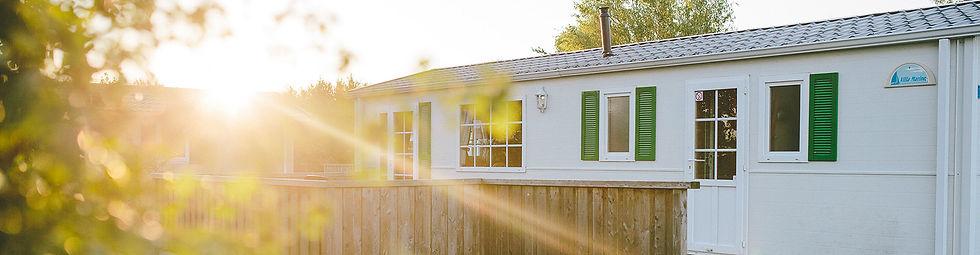 Ferienhaus, Chalet, Mobilheim, Campingplatz, Nordsee, Nordseecamping zum Seehund