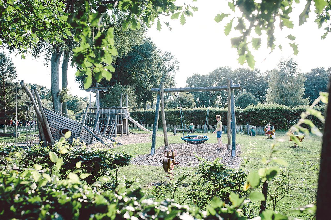 Campingpark Südheide, Spielplatz, familienfreundlich