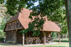 Campingpark Südheide, Ausflüge, Radtour, Winsen Aller, Museumshof