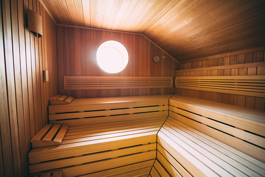 Camping am Deich, Sauna, Wellness