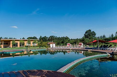 Campingpark Südheide, Schwimmteich, Urlaub, schwimmen, erholung, winsen, Kinderfreundlich, baden