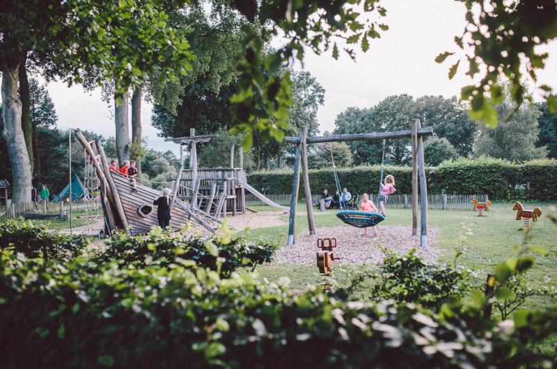Spielplatz, Piratenwelt, Kinderwelt
