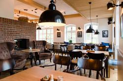 Restaurant Erbsenbinder Innenansicht