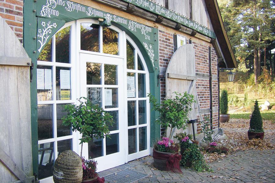 Campingpark Südheide, Region, Winsen-Aller, Museumshof, Kallandstube, Cafe