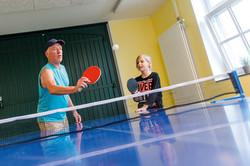 Spielzimmer, Tischtennis