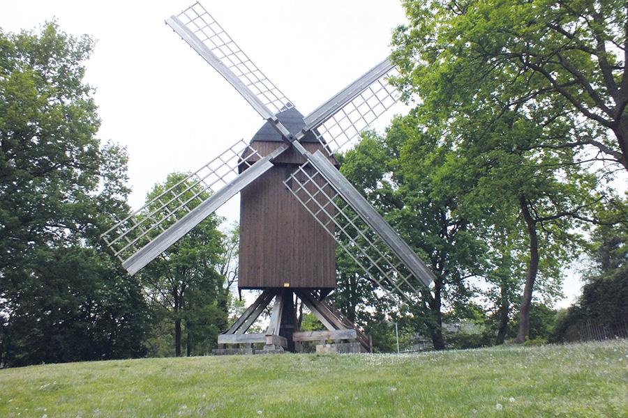 Campingpark Südheide, Winsen-Aller, Bockwindmühle
