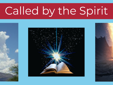 Called by the Spirit
