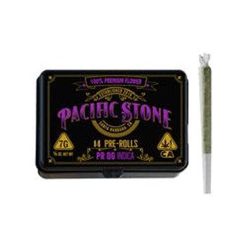 Pacific Stone | PR OG Indica Pre-Rolls 14pk (7g)