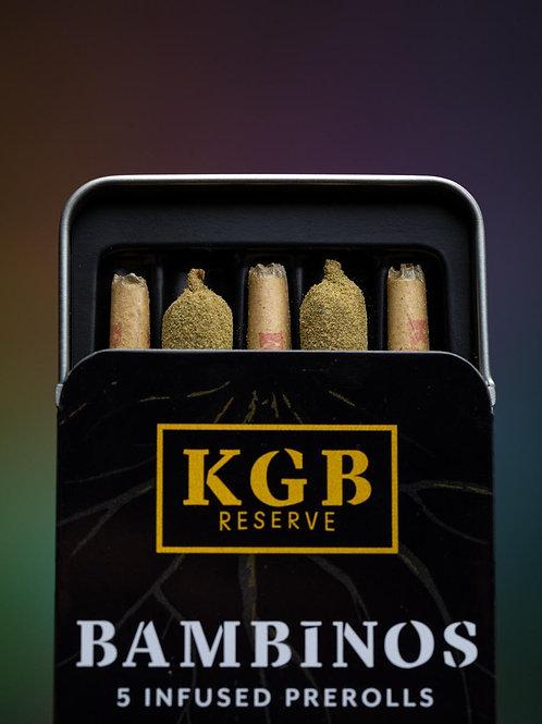 KGB Reserve Bambino 5 Pack- GMO