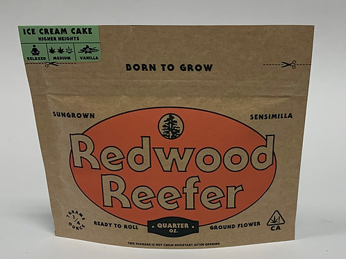 Redwood Reefer Ready To Roll - Ice Cream Cake