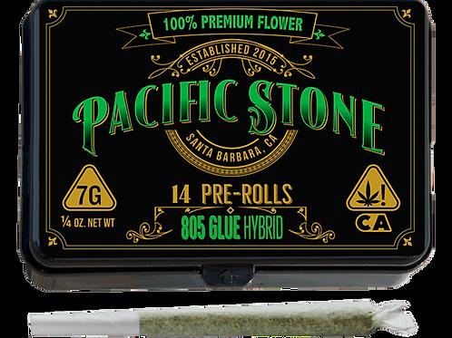 805 Glue Pre-Rolls 14pk (7g) | Pacific Stone