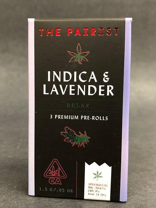 The Pairist - Indica Lavender