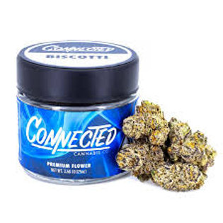 Connected Cannabis Co. - Biscotti