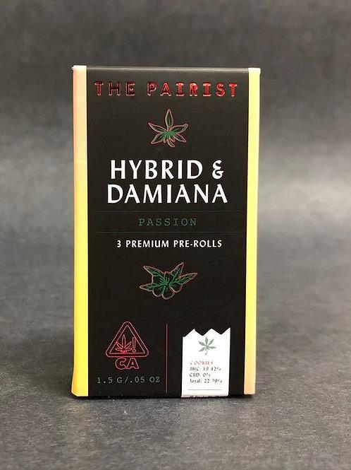 The Pairist - Hybrid Damiana