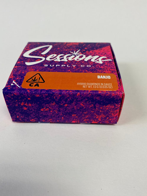 Sessions Supply Co. - Banjo Diamonds