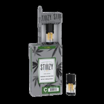 STIIIZY Juicy Melon 1:1 (CBD/THC) Premium THC POD 1G