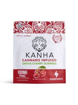 Kanha Sativa Cherry Gummies