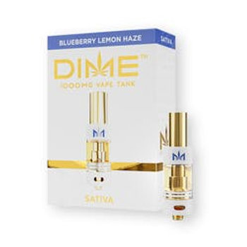 DIME INDUSTRIES  - Blueberry Lemon Haze 1000mg Cartridge