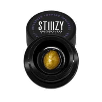STIIIZY ZKITTLES - LIVE ROSIN BADDER