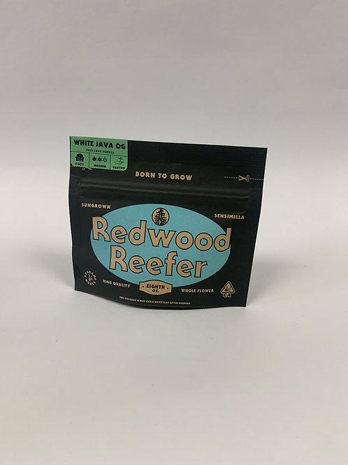 Redwood Reefer- White Java OG