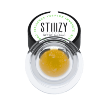 STIIIZY CUPCAKES - CURATED LIVE RESIN
