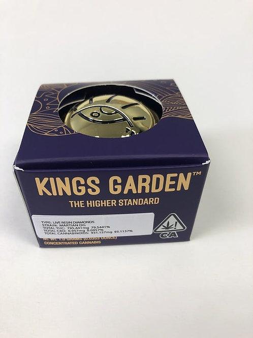Kings Garden Ghost OG Diamonds