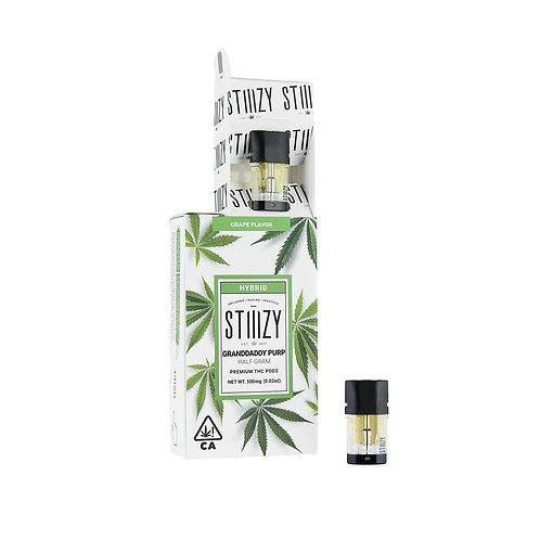STIIIZY | Granddaddy Purp - Premium THC POD