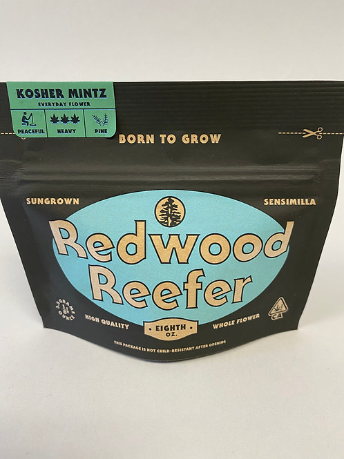 Redwood Reefer - Kosher Mints