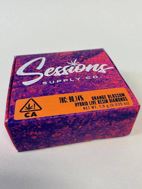 Sessions Supply Co. - Orange Blossom