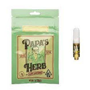 Papa's Herb Vape Cartridge - Jack Herer (.5g)