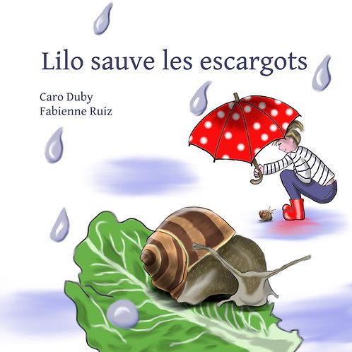 Lilo sauve les escargots