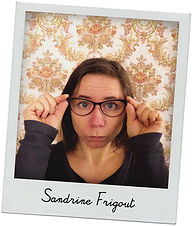 Sandrine FRIGOUT, auteure et illustratrice