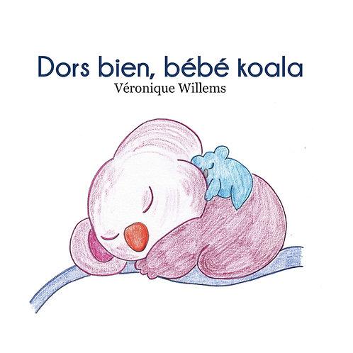 Dors bien, bébé koala