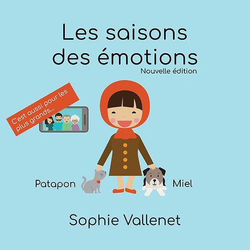 Les saisons des émotions -Nouvelle édition