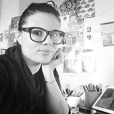 Irina Filippova De ASSUNCAO, illustratrice