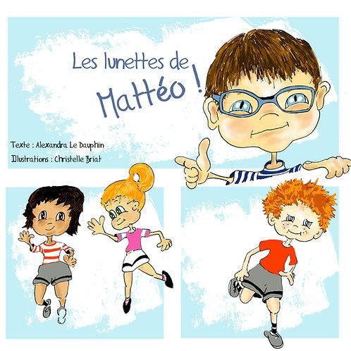 Les lunettes de Matteo